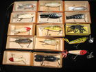 and more lures