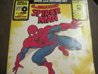 SPIDERMAN COMIC & RECORD