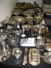 Silverplate and Brassware