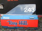 ROY HILL DRAG CAR DOOR
