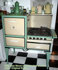 1920s Gas Stove- Converted to elect.