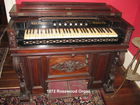 1872 Rosewood Organ