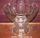 Heisey Punchbowl