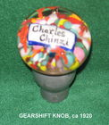 1920  Gearshift knob