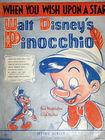 1939 Pinocchio Music