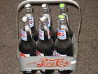 Pepsi Metal Carrier & Petty Bottles