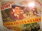 Gene Autry Movie Poster