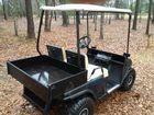 E-Z-Go Golf Cart/Cargo Box