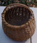 Old Oak Basket