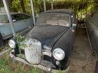1958 MERCEDES 180 D