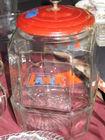 Old Lance cracker jar