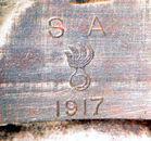 1917 date on Bayonet