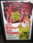 1961 Movie Picture, So Evil, So Young