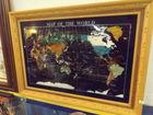 Gem Stone World Map