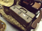 Leather Tackle Box