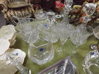 Waterford, Lenox & Other Cut Glass