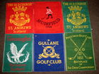 Golf towel collection