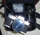Minolta SRT 201 camera