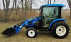 New Holland tractor pic 2