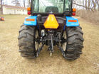 New Holland tractor pic 4