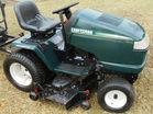 """Craftsman 50"""" 24hp lawn tractor"""