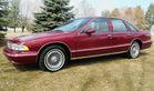 1994 Chevrolet Caprice Classic 9200 mile