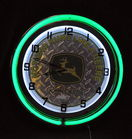 John Dere Neon clock