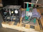 Labvolt fluid power trainer, Honajector