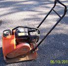 Gas powered Tamper