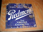 Piedmont Tobacco Sign