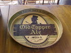 Old Topper Ale Tray