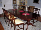 Mahog Dinig Table- Banquet