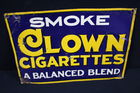 106 Clown Cigarettes Sign