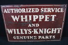 219 Willys Whippet Sign