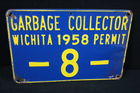 224 Garbage Collector Sign