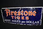 286 Firestone Tires Sign