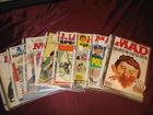 1970's-1080's MAD Magazines