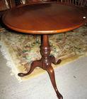 Mahog lamp table