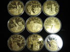 Statue of Liberty Anniversary Coin Set
