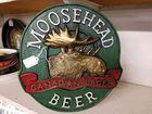 Moosehead Beer Display