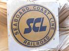 Seaboard Coast Line Railroad Sign