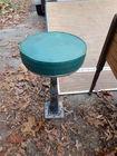 Aluminum Soda Fountain Stool