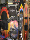 Kneeboards, Wakeboards, stc
