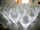 Waterford Baltray crystal stems