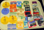 1965-2005 MASTERS BADGES