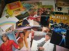 Vintage ALbums (Beatles, BeeGees, etc)