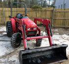 Mahindra 4WD Tractor, L2615