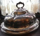 Silver plate dome