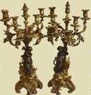 Figural lamps