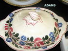 Adams covered bowl